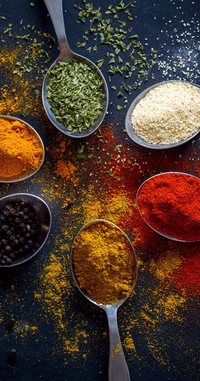 Ανεξής | Εμπόριο τροφίμων | Μπαχαρικά