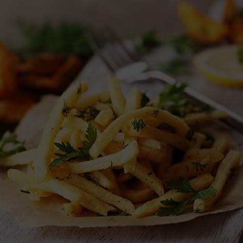 Πατάτες, Λάδι & Ελιές