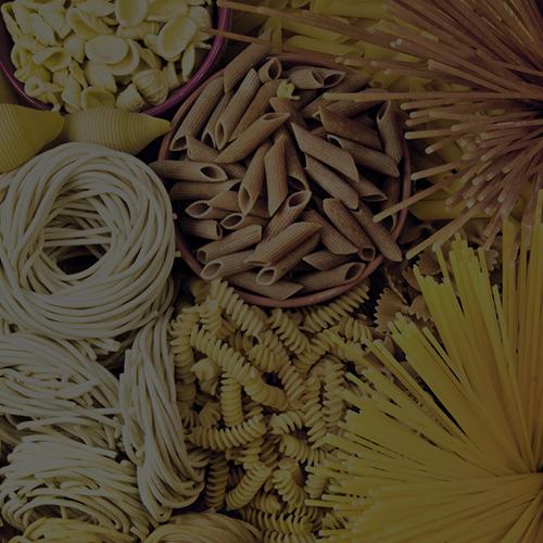 Ζυμαρικά, Όσπρια & Αγροτικά