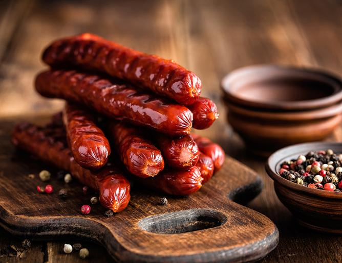 Ανεξής | Εμπόριο τροφίμων | Λουκάνικα